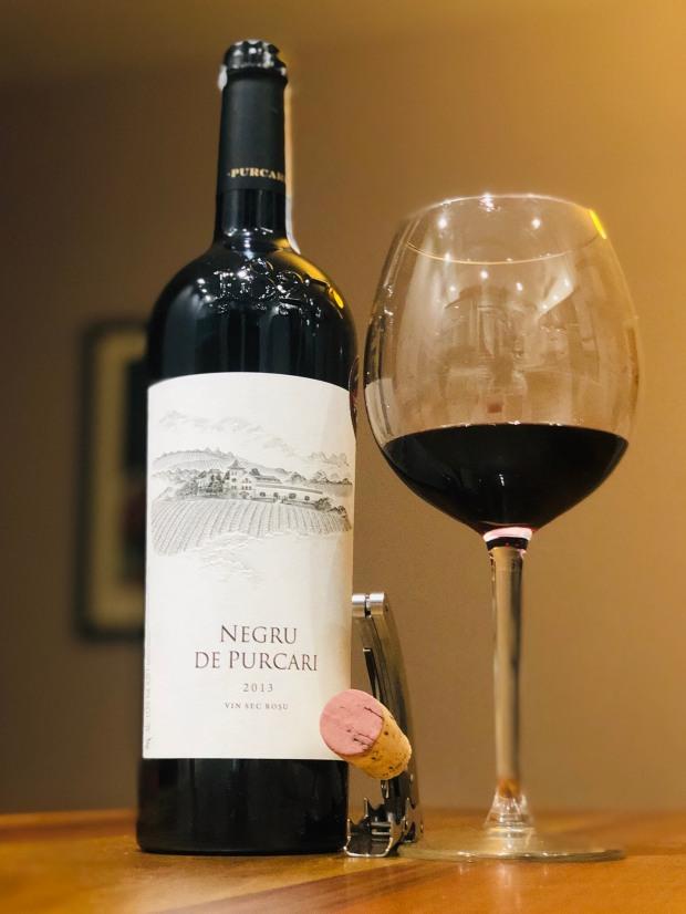 Negru de Purcari moldova wine şarap vin vino vinho cabernet sauvignon