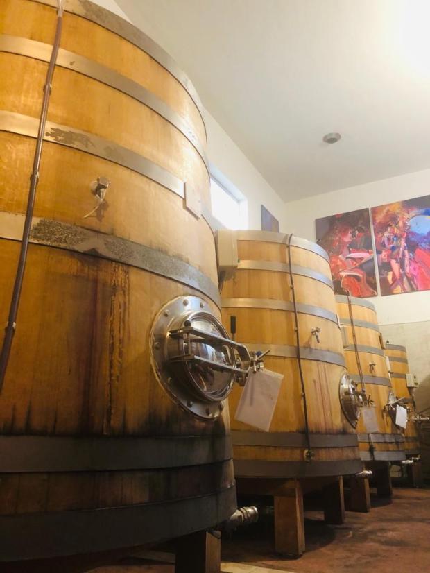 Chateau kalpak şarap wine